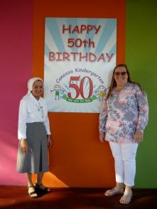 50th Anniversary, Canossa Kindergarten, 2017